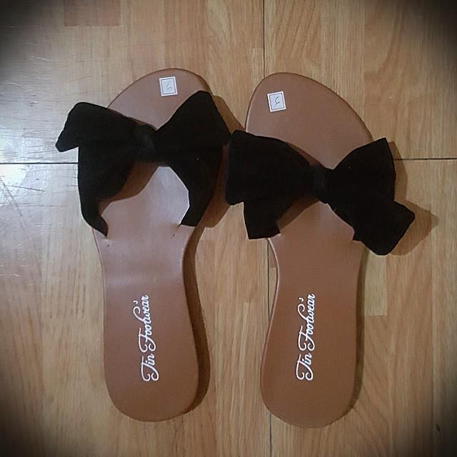 Marikina Ribbon Slippers