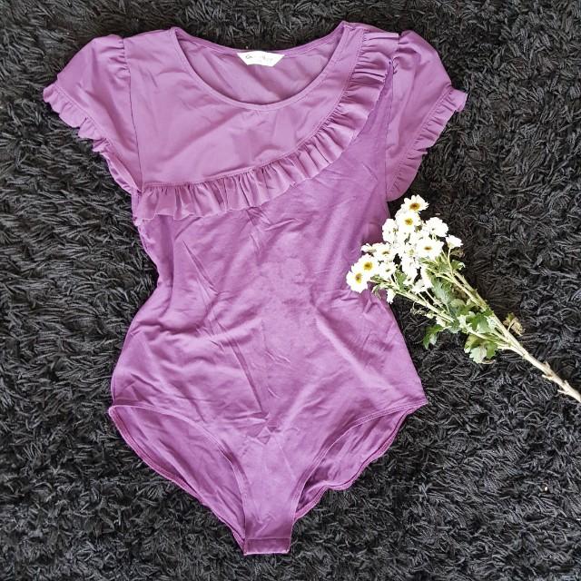 #Fesyen50 Miss Selfridge Top Jumpsuit @sharifaheleen