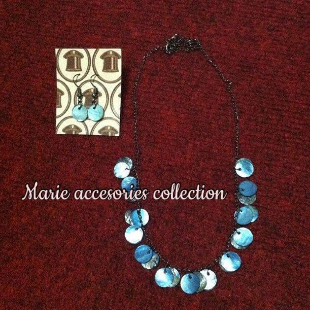 necklace/earring