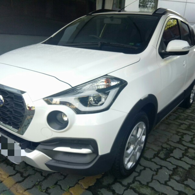New Datsun Go Cross CVT, Cars, Cars for Sale on Carousell