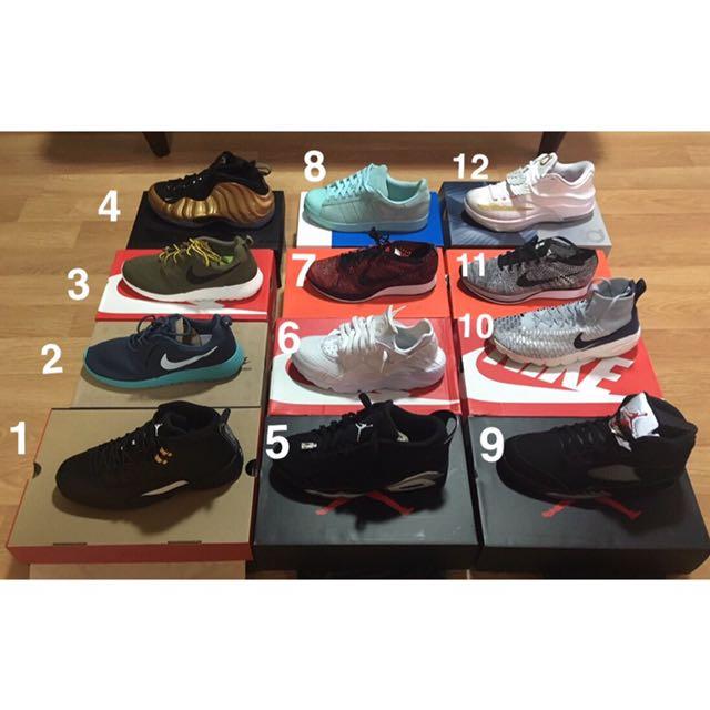 Nike/Jordans