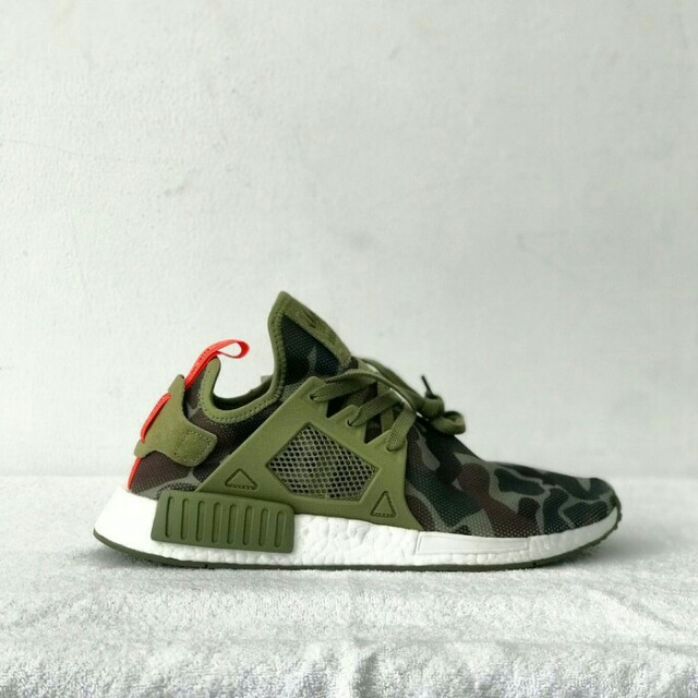 NMD XR1 DUCK CAMO - Green
