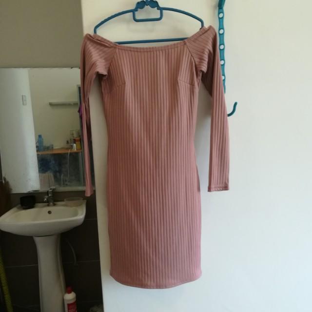 Off Shoulder Dress [Atmosphere]