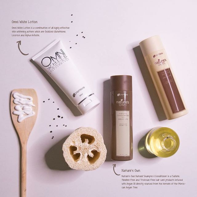 Omni White Lotion