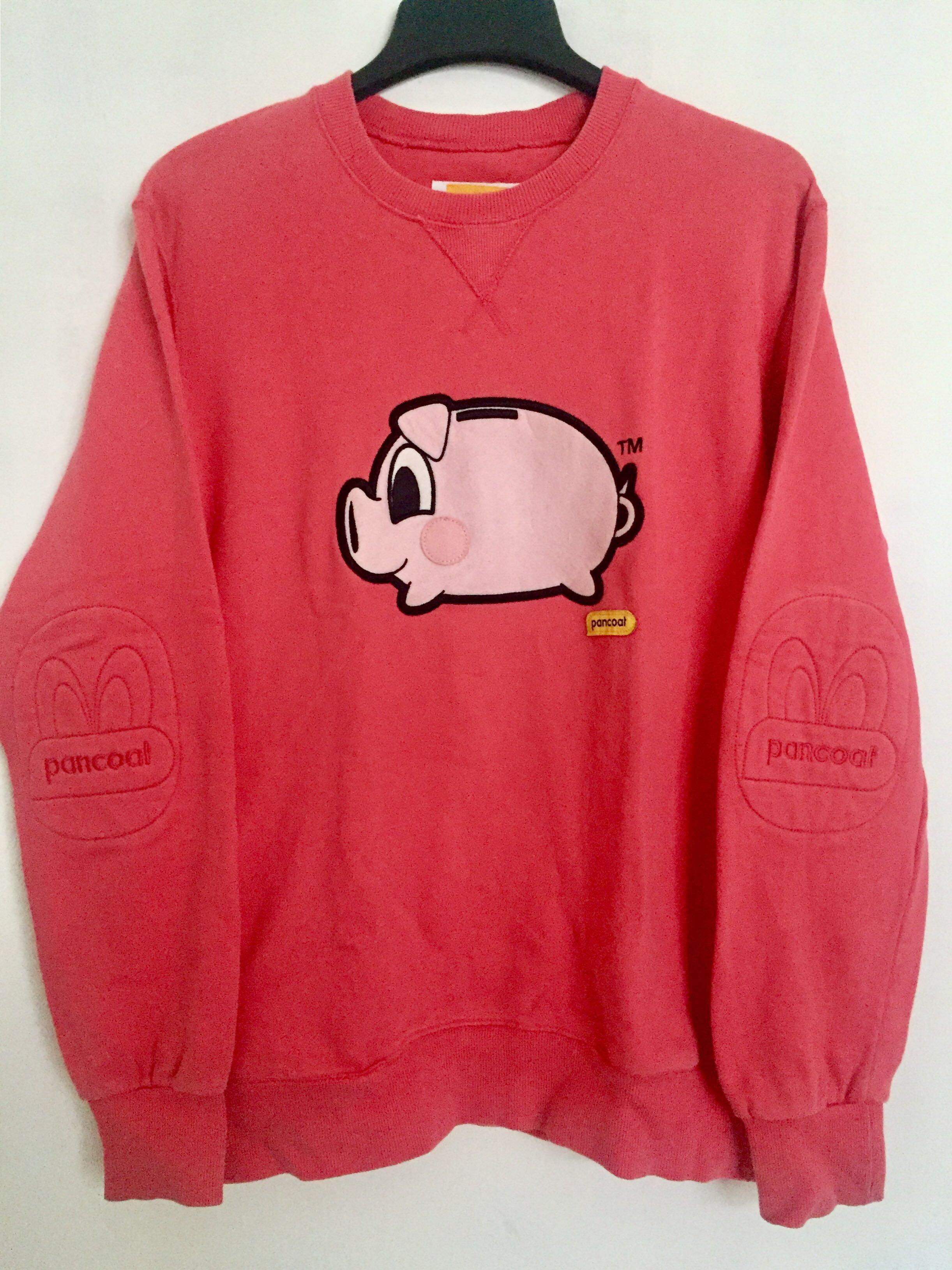 Pancoat sweater crewneck