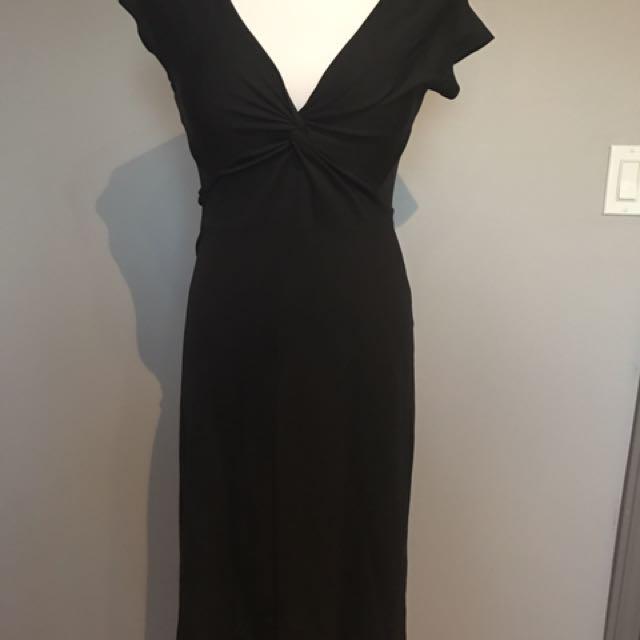 Patagonia black versatile dress
