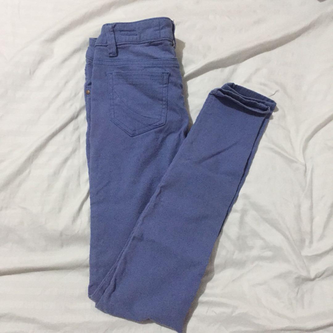 Penshoppe stretchable pants