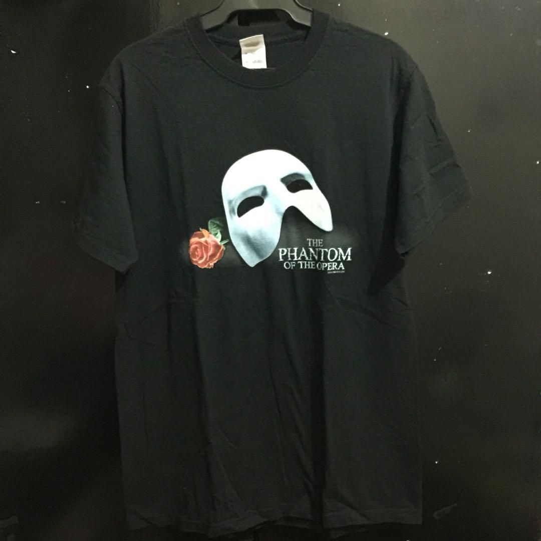 Phantom of the Opera Vintage Shirt (Medium)