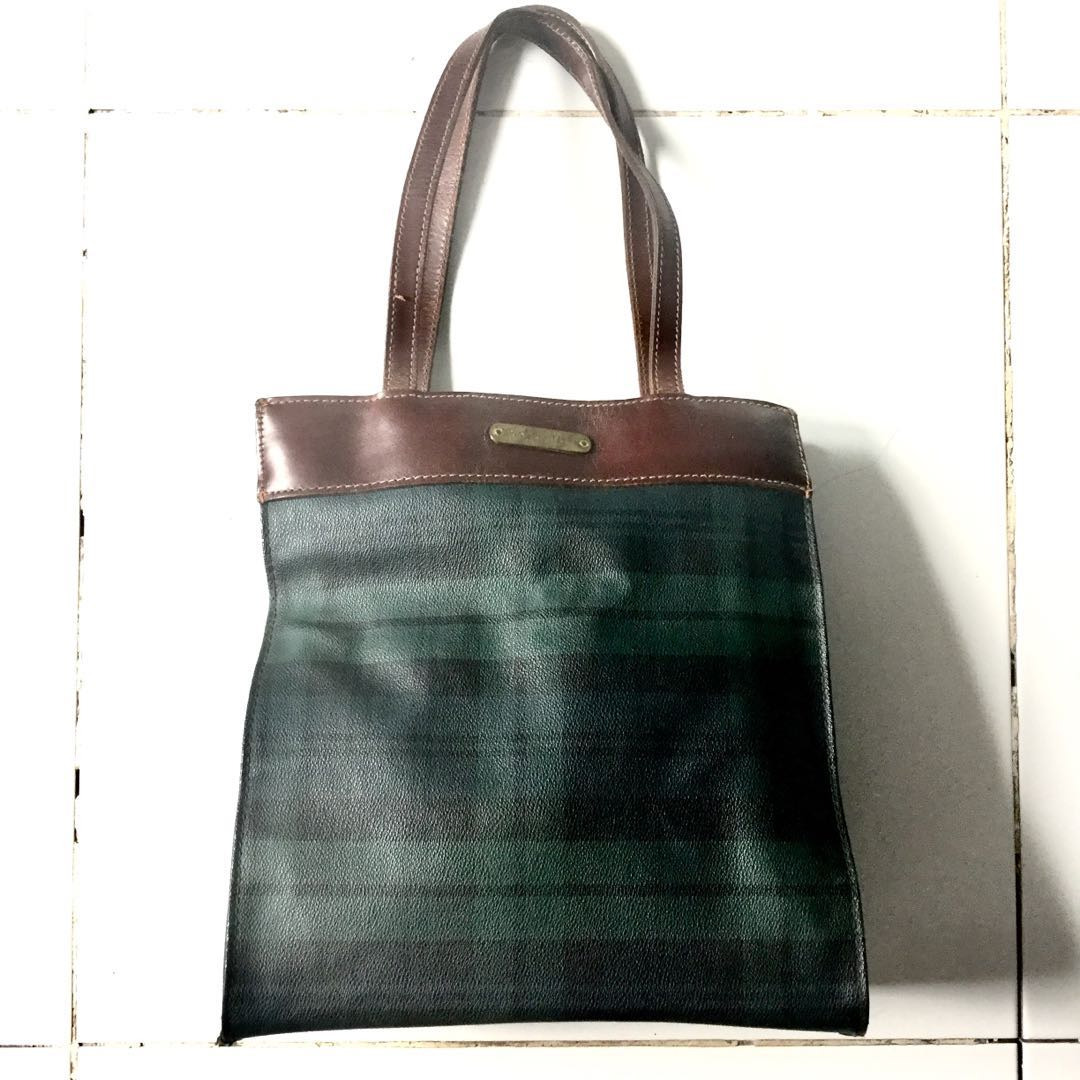 PLOVED: Authentic Vintage Ralph Lauren Tote Bag