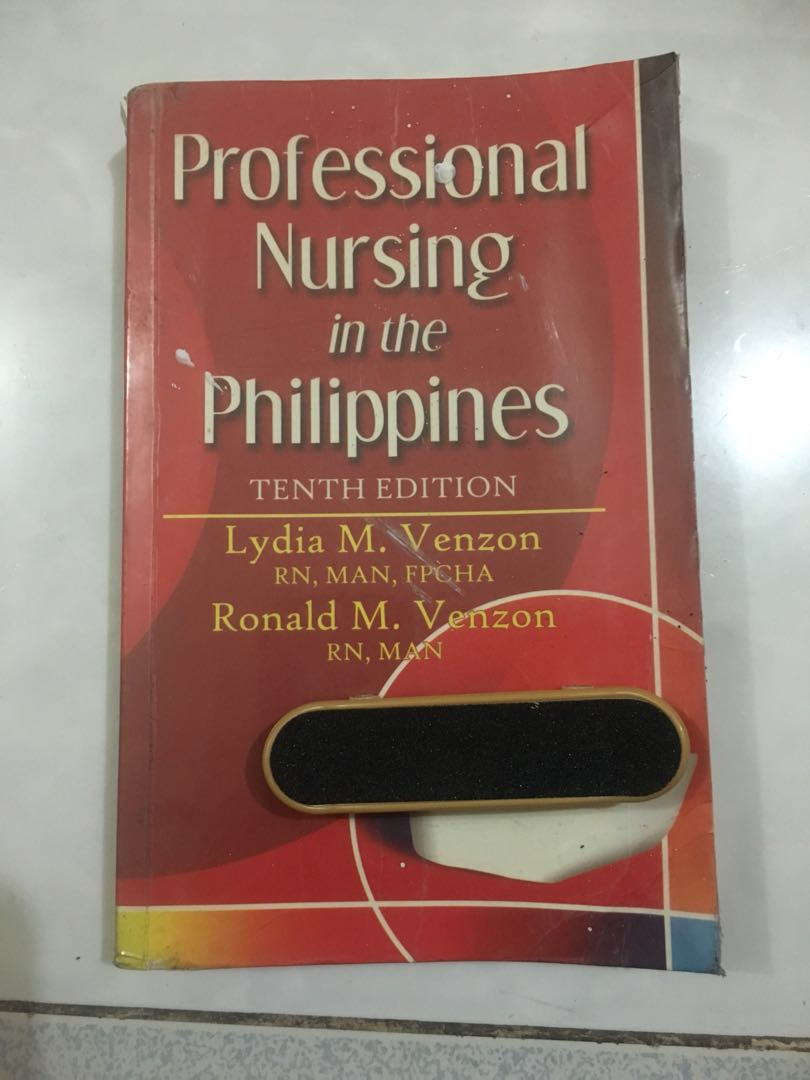 Professional Nursing in the Philippines 10th Edition