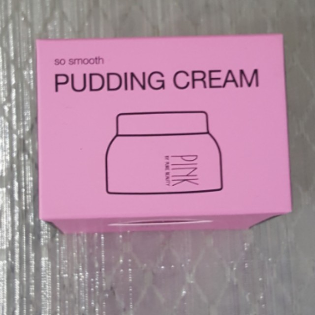 Pure Beauty Pink So Smooth Pudding Cream 50ml
