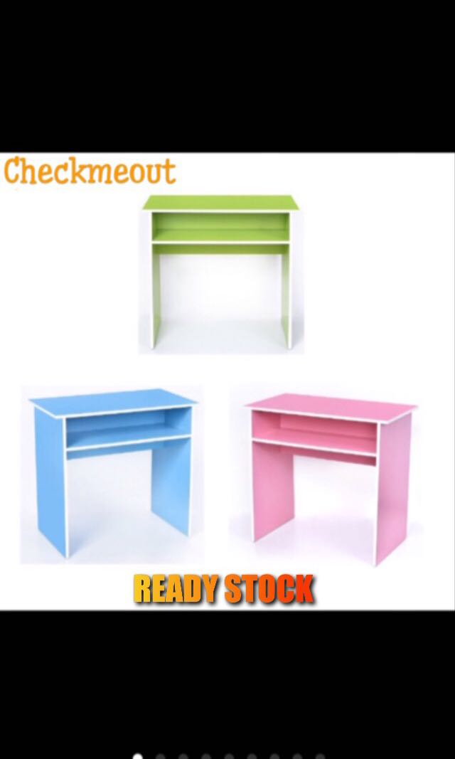 🌈READY STOCK🌈Student/Kids Study Table