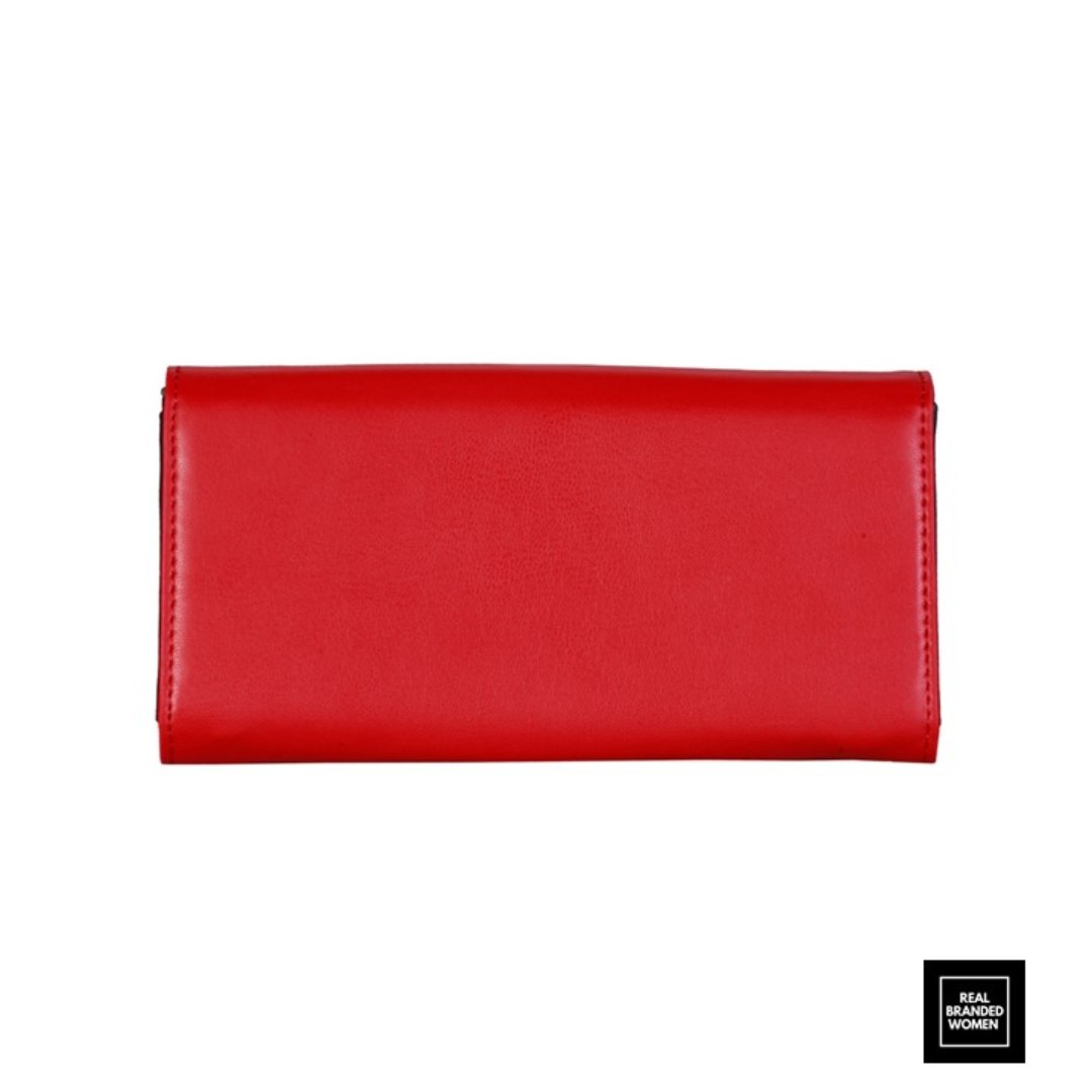 7d43bf49d2 Red Moschino Clutch Bag, Luxury, Bags & Wallets on Carousell
