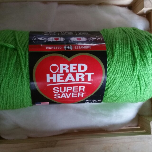 Red♡ Supersaver 198g Spring Green