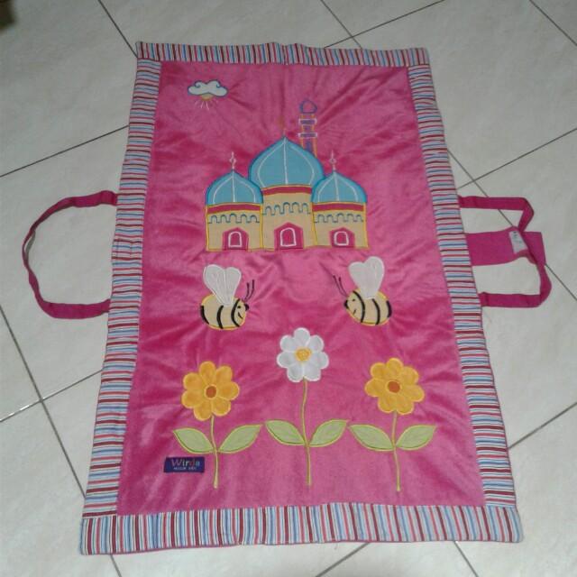 Sajadah Anak (pink)