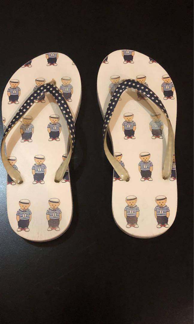 Sandal enak dari Hkg