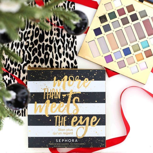 Sephora More than meets the eyes - eyeshadow palette