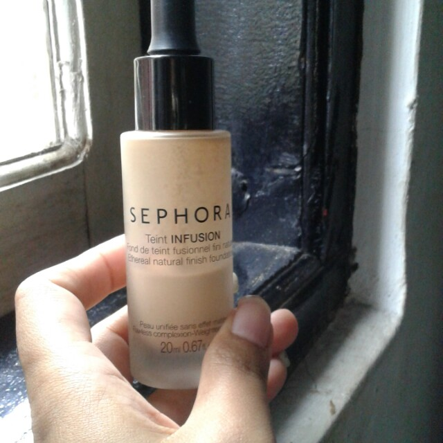 Sephora teint infusion/foundation
