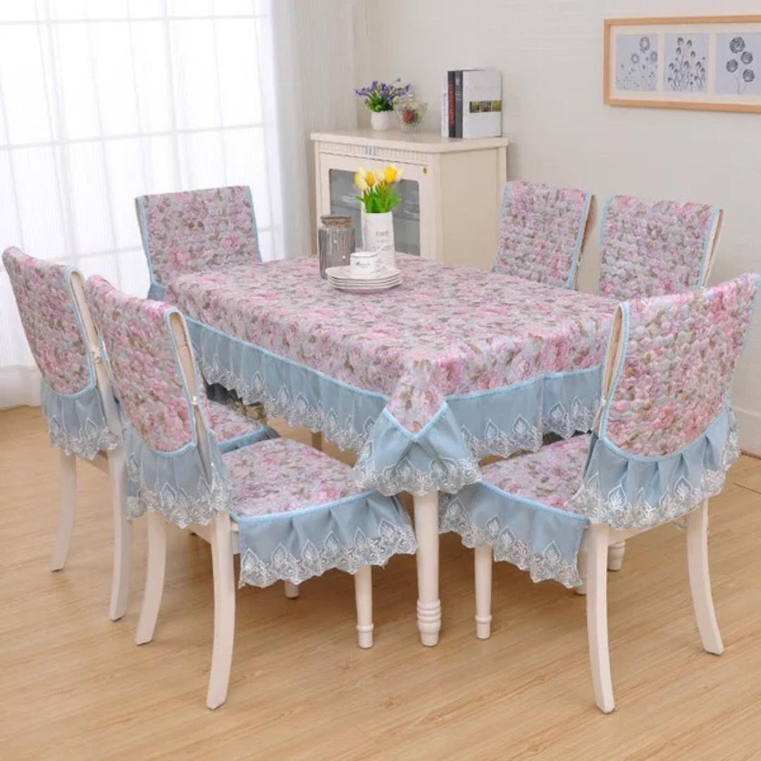 Set Alas Meja Lace Home Furniture