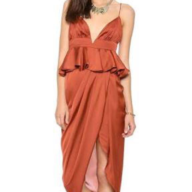 Shona Joy sample dress