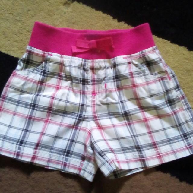 Short pants baby