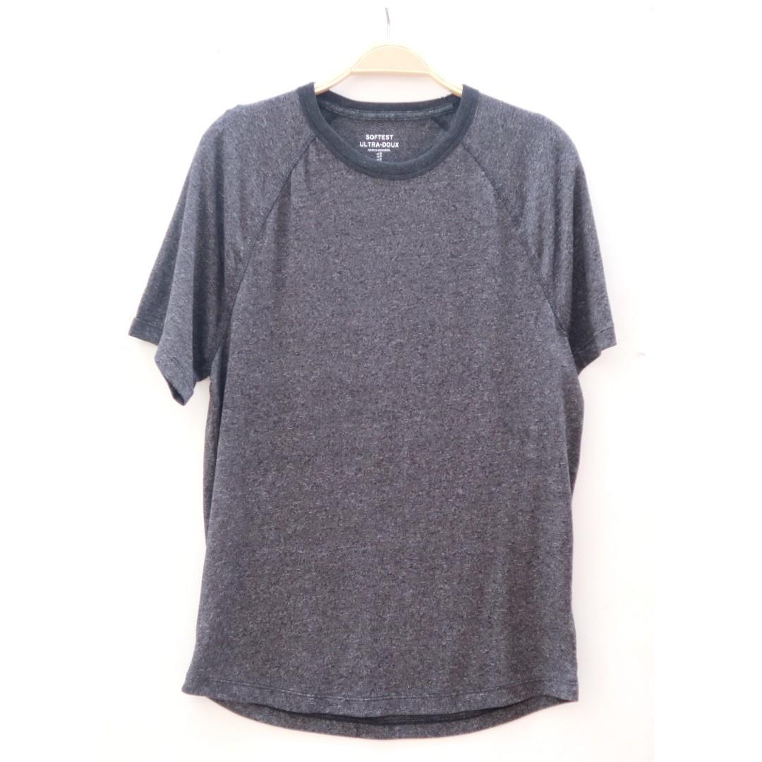Softest Ultra-Doux Tshirt GAP Grey