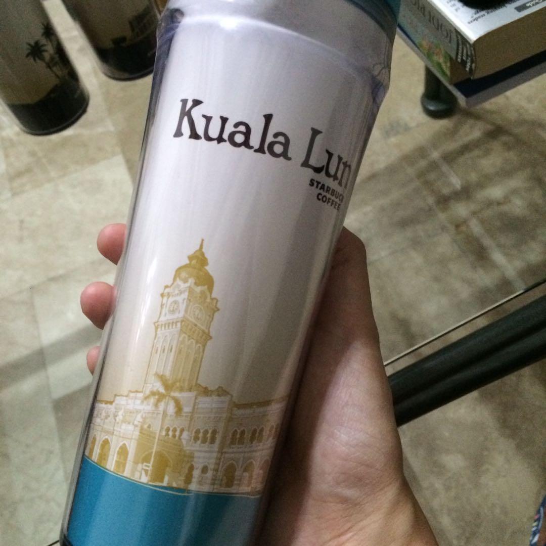 Starbucks Kuala Lumpur tumbler