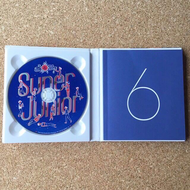 Super Junior - 'Spy' Repackage Album (CD + Photobook)