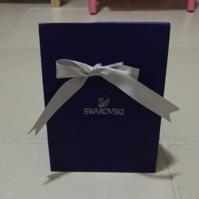 029fc22ff3 Swarovski Gift Bag (s), Luxury, Accessories on Carousell