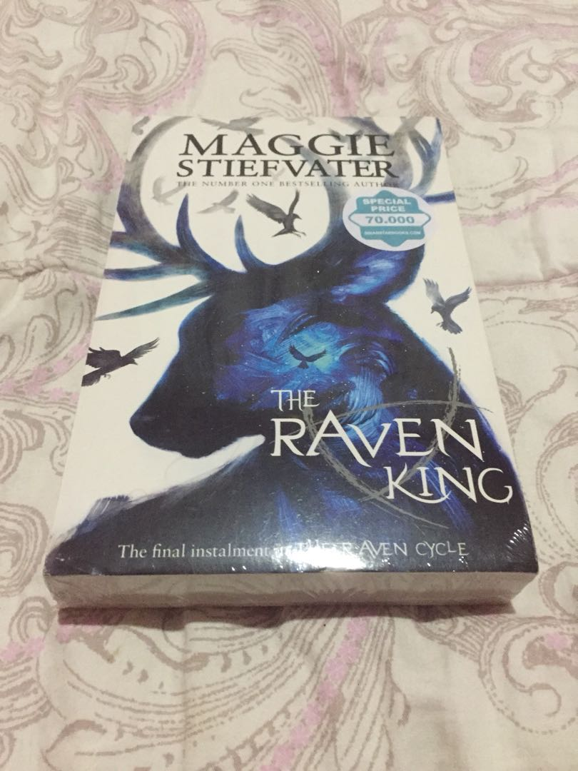 The raven king (BN & SEALED)