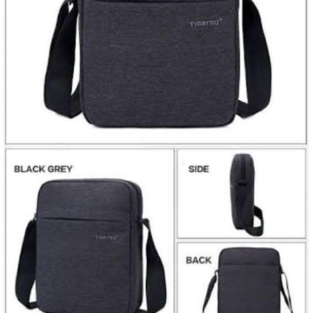 Tigernu sling bag for men