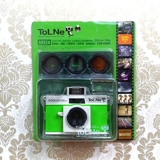 絕版TolNe 玩具 lomo相機 tomy takara 底片相機