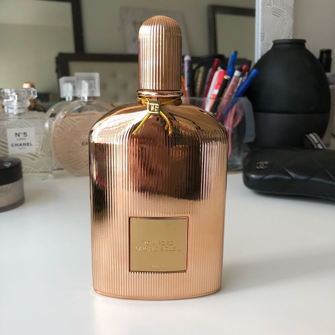 Tom Ford orchid tester