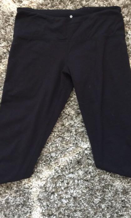 Tuff athletics legging cropped (S/M)