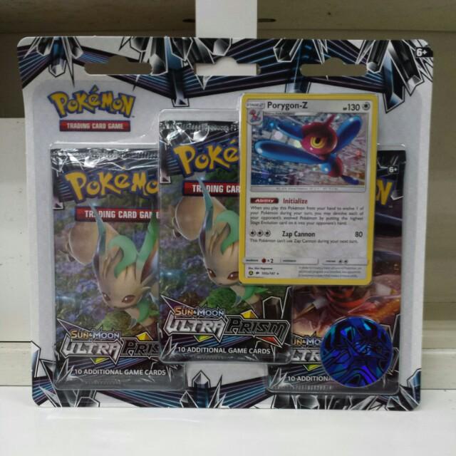 Ultra Prism 3 Pack Blister
