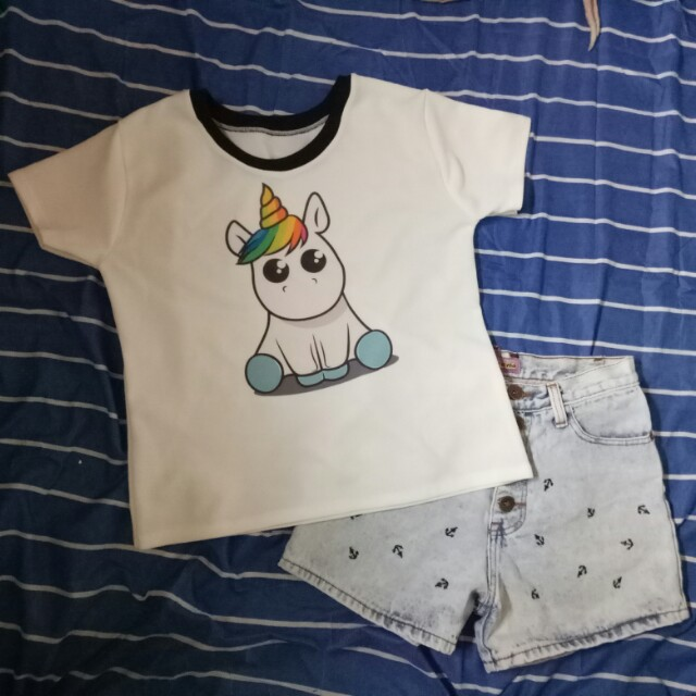 Unicorn top