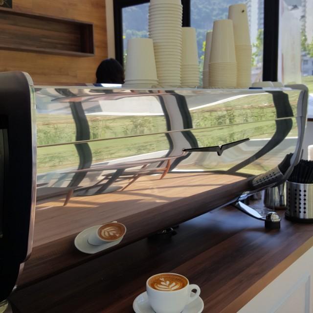 Used Victoria Arduino Black Eagle 3 Group Espresso Coffee Machine Kitchen Appliances On Carou