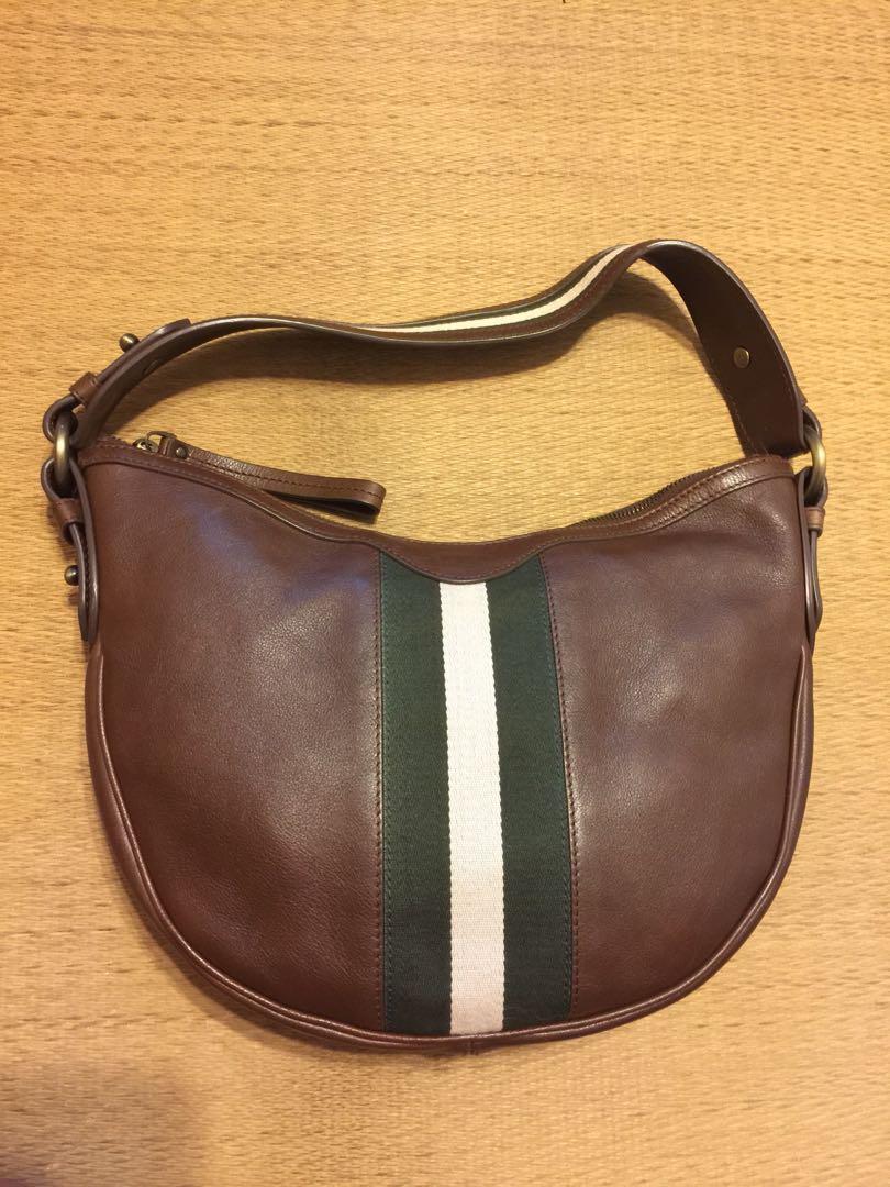 Vintage Bally Hobo Bag Women S Fashion