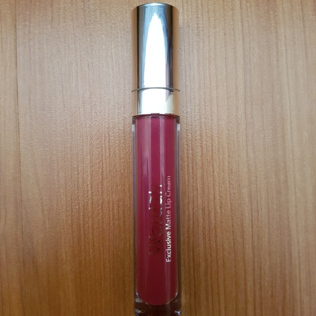 Wardah Exclusive Lipcream - Heartbeet 16