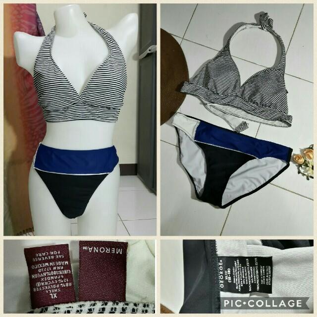XL 2 piece swimsuit