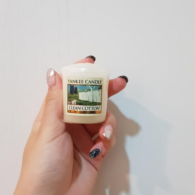 Yankee candle 香氛蠟燭