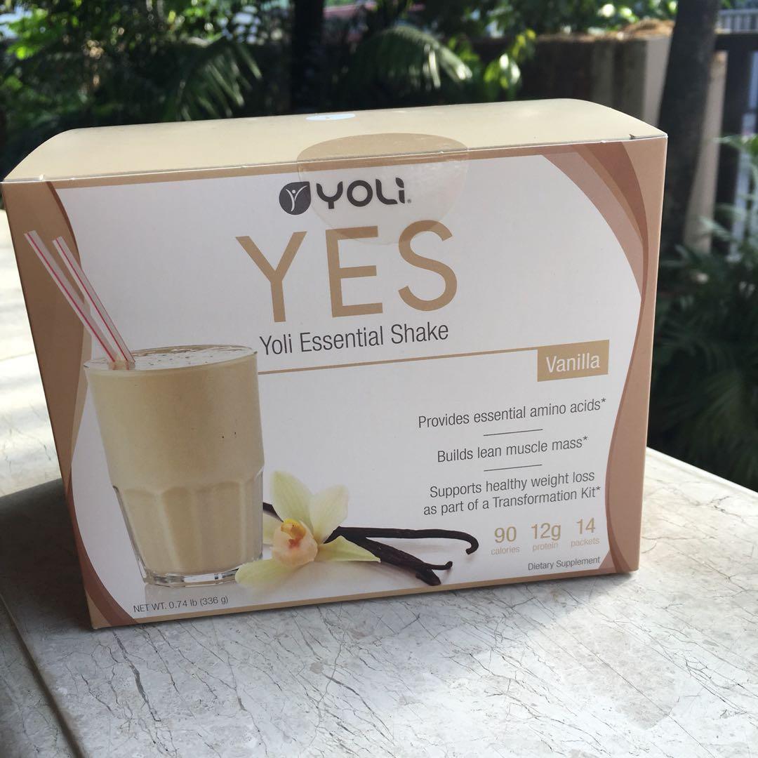 Yoli Essential Shake