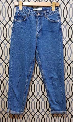 Zara moms jeans