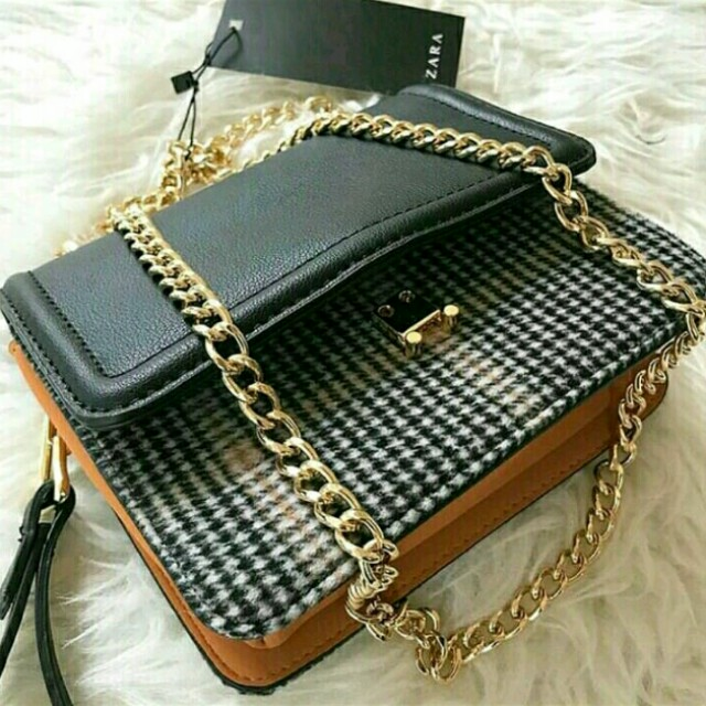 Zara Sling Bag 100% Original