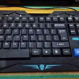 Rexus keyboard