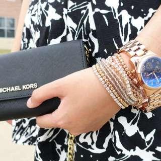 🚚 🇺🇸美國購入Micheal Kors 變色錶Iridescent Dial