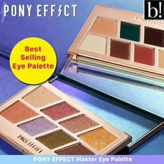 Pony Effect Eye Pallete