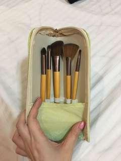 REPRICED! Ecotools brush set