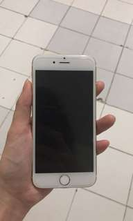 Iphone 6 64gb batangan MATI TOTAL