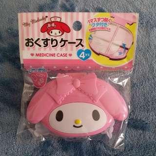 Melody 藥丸盒